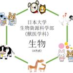 【生物】日本大学 獣医学科(生物資源科学部)の入試を徹底分析 |獣医学科ならプロ家庭教師のロジティー